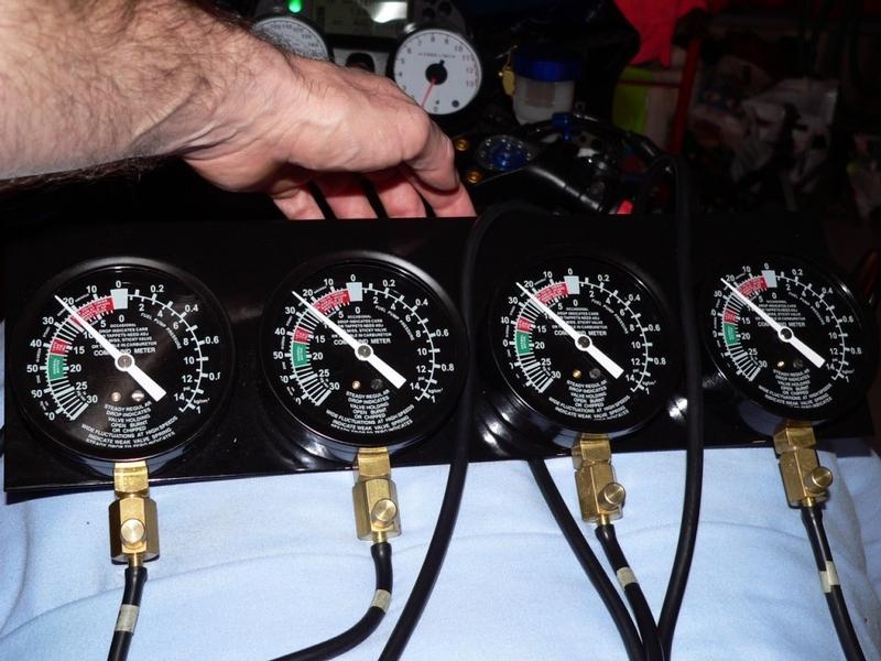 Engine Vacuum Sync