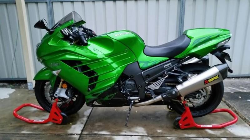 Kawasaki Ninja R Handlebar Extender